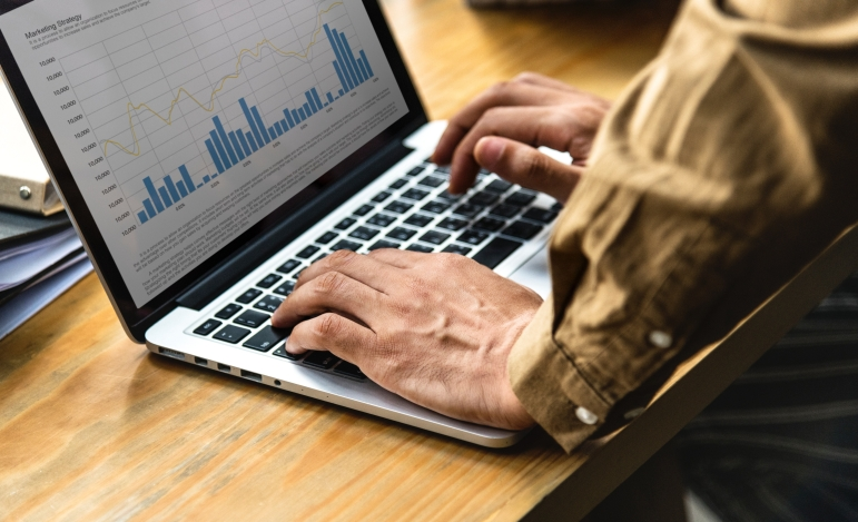 How does data facilitate business decisions?