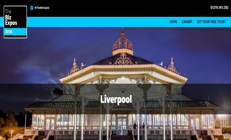 EBIS na targach Liverpool Biz Expo 2018
