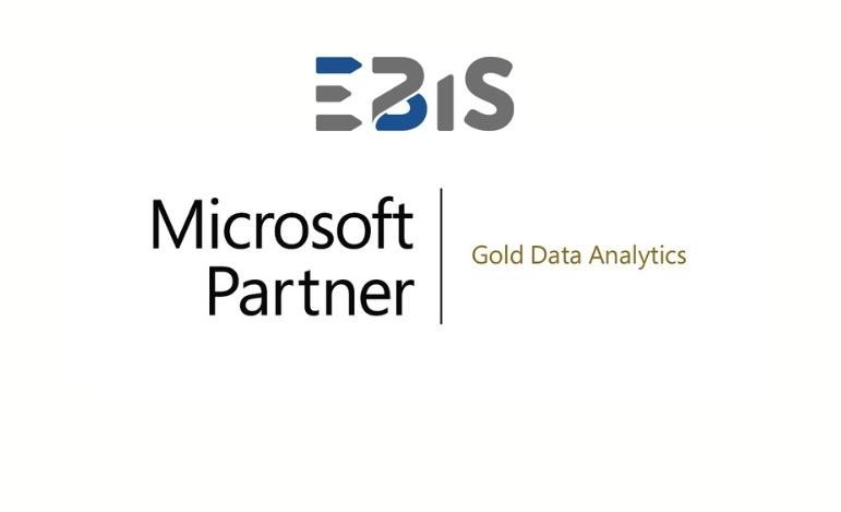 EBIS Złotym Partnerem Microsoft
