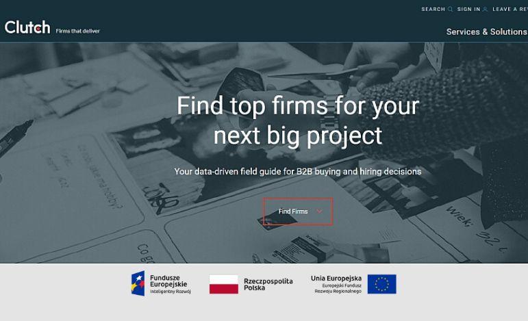 EBIS na Clutch - poznaj nasze wartości, kompetencje oraz zrealizowane projekty