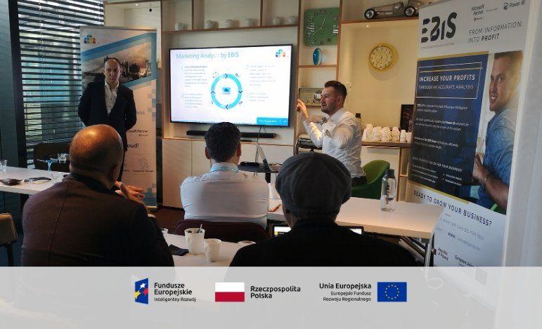 EBIS na konferencji w Londynie